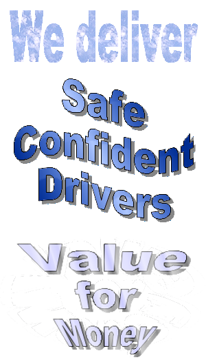 safe confident drivers